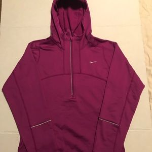 Nike Running Dri-Fit 1/2 Zip Pullover